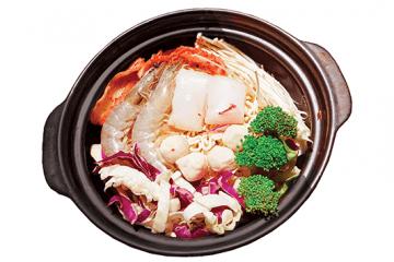 Mỳ Kim Chi Hải Sản
