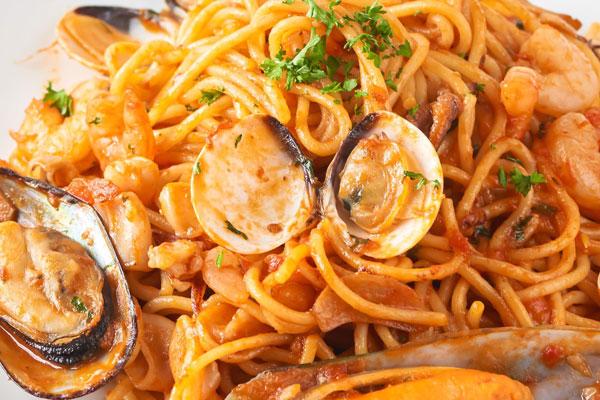 Mỳ ý hải sản